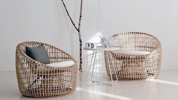 Cách chọn mua các loại bàn ghế mây tre bền đẹp