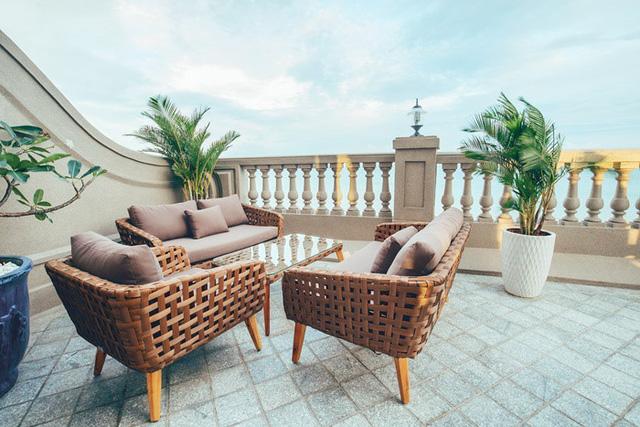 Lợi ích của sử dụng bàn ghế mây tre trong đời sống