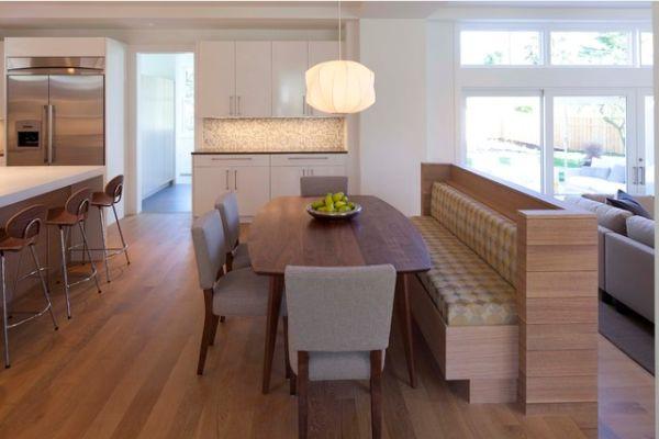 Mẹo chọn nội thất cho phòng ăn có kích thước nhỏ