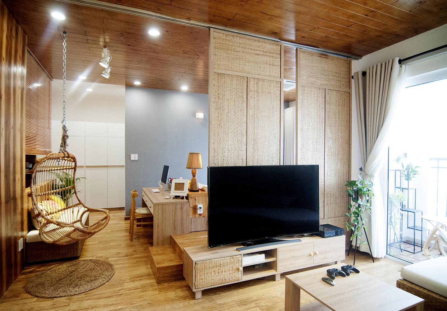 Cách cải thiện không gian nhà nhỏ trở nên rộng rãi thoáng mát