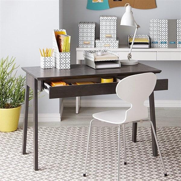 Những mẫu bàn làm việc đẹp và đang được ứng dụng nhiều nhất