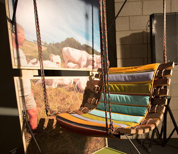 20 ý tưởng, cách tự làm ghế xích đu trong nhà vô cùng sáng tạo