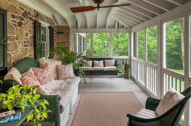 19 ý tưởng sử dụng ghế xích đu trong nhà làm nơi thư giãn đẹp khó cưỡng