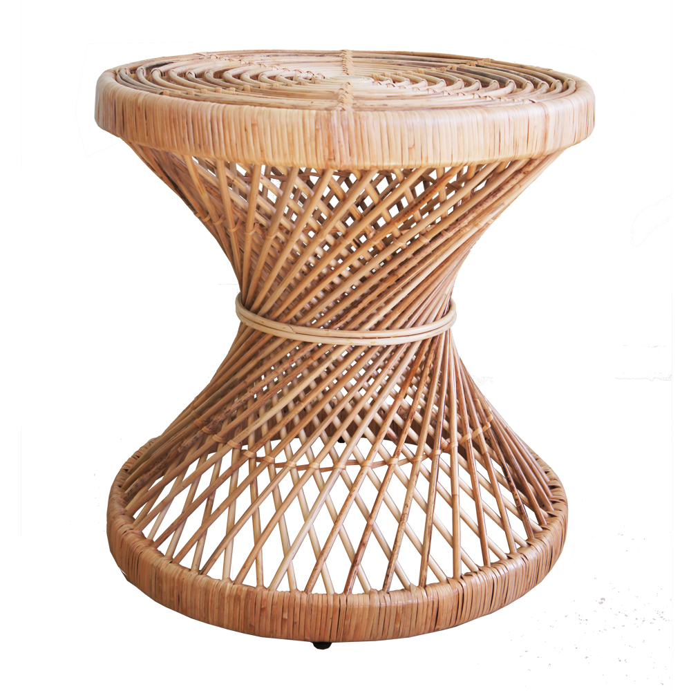 beautiful rattan chair